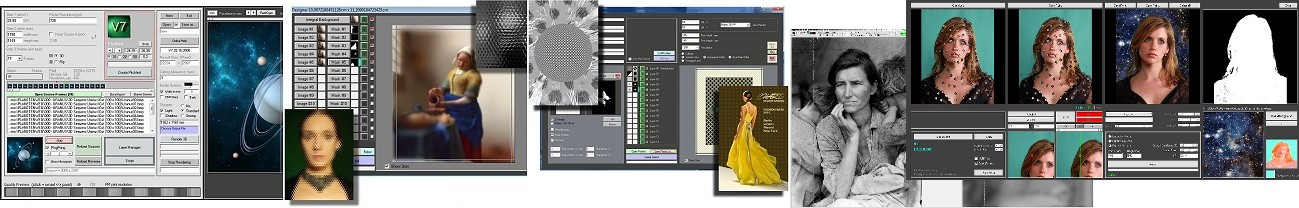 Lenticular Software